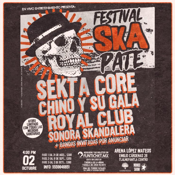 Festival SKApate – EdoMéx